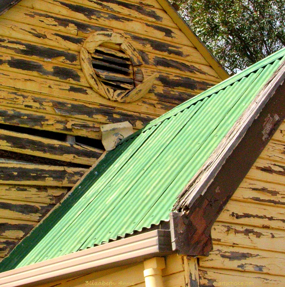The little church my cousin bought to restore; Carrathool NSW